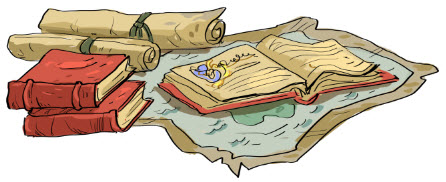 H20 Books and Maps