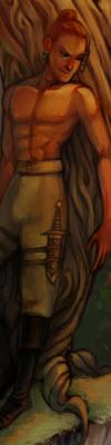_Aurelius Hunting by amytaluuri