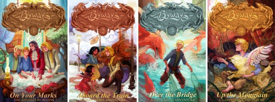 Byways,1-4