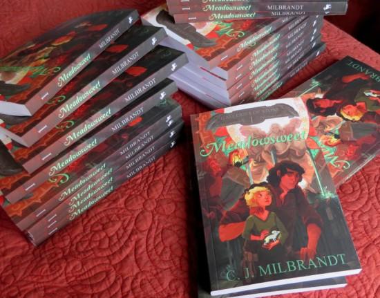 Meadowsweet in Print