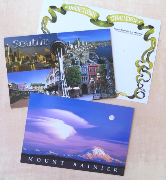 Hometown Challenge, WA Seattle