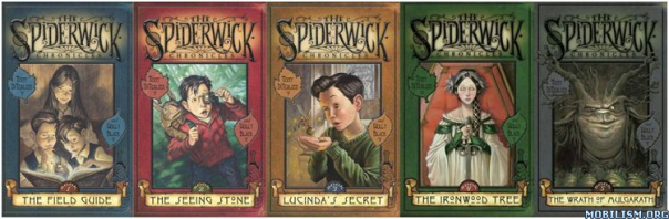 spiderwick-series