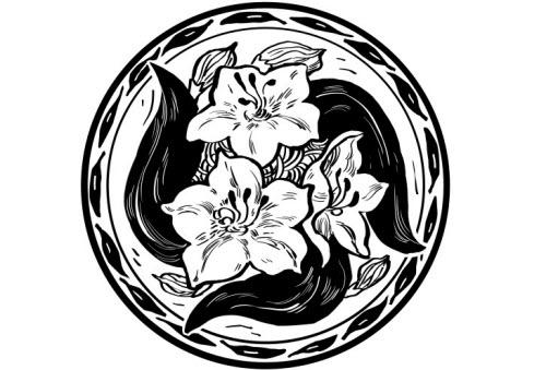 _Flower Seal