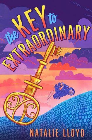 Lloyd, Natalie - Key to Extraordinary