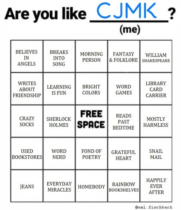 meme-bingo, CJMK