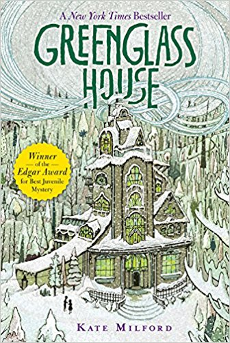 Milford, Kate - Greenglass House