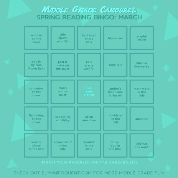 CJ's Bingo, March 2020